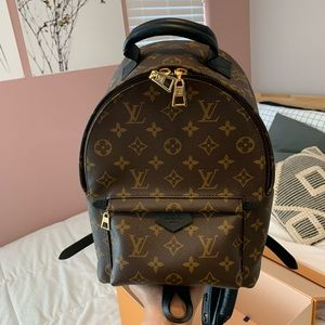 SOLD⚡️ Louis Vuitton Palm Springs PM